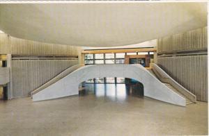 The Great Hall, Inside Ontario Science Centre, Toronto, Ontario, Canada, 1940...