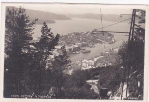RP: Floibanen , Bergen , Norway , 1910-20s