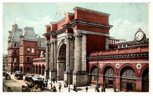 Massachusetts   Boston   North Station