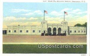 World War Memorial Stadium in Greensboro, North Carolina