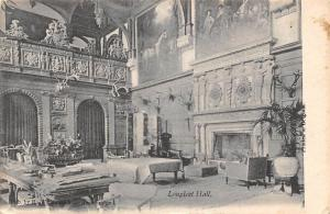 Wiltshire: Longleat Hall Interior