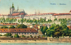 Czech Republic Praha Hradčany 03.39