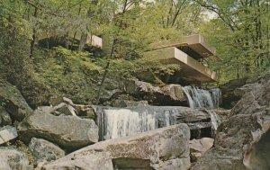 PITTSBURGH, Pennsylvania, 1940-60s; Fallingwater by Frank LLoyd Wright