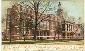 Hospital, St. Vincent de Paul, Norfolk, Virginia, 1907