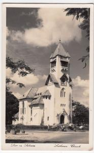 Tanzania; Dar Es Salaam, Lutheran Church RP PPC, Unposted, By Pegas Of Nairobi