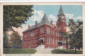 Connecticut Putnam Municipal Building