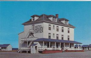 Hotel Jacques Cartier , Anse Au Griffon , Co. Gaspe , Quebec , Canada , 50s-60s