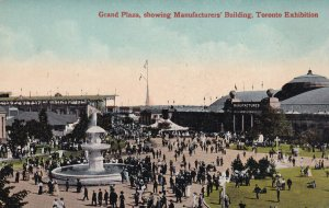TORONTO, Ontario, Canada, 1900-1910s; Grand Plaza, Showing Manufacturers' Bui...