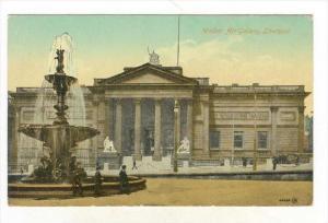 Walker Art Gallery, Liverpool (Lancashire), England, UK, 1900-1910s