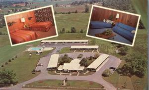 Mel Manor Motel - Owosso MI, Michigan