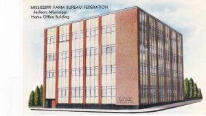 Mississippi Farm Bureau Federation, Jackson, Mississippi, 1940-1960s