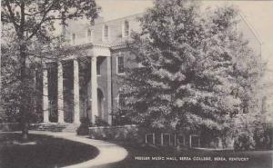 Kentucky Berea Presser Music Hall Berea College Artvue