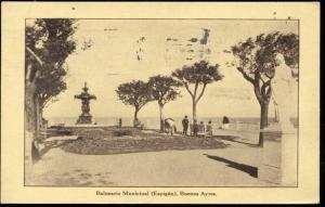 argentina, BUENOS AIRES, Balneario Municipal (1923)