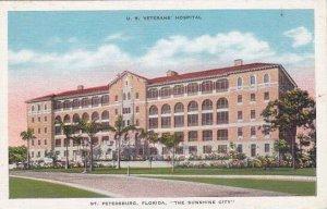 Florida Saint Petersburg U S Veterans Hostel
