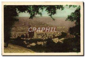 Old Postcard Mende General view