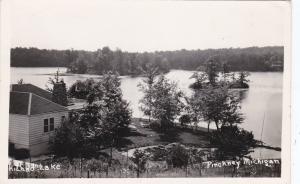 RP; PINOKNEY , Michigan , 1947 ; Hiland Lake