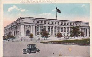 Washington DC New Post Office