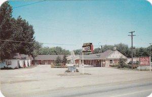 Michigan Holland Tulip City Motel sk6635