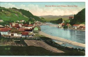 Murray River & Village , MURRAY BAY , Quebec , Canada , 00-10s