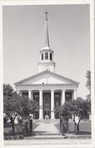 Kentucky Bardstown St Joseph's Cathedral Real Photo