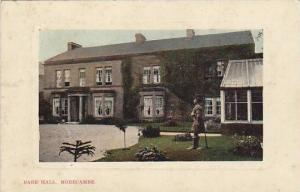 Bare Hall, Morecambe (Lancashire), England, UK, 1900-1910s