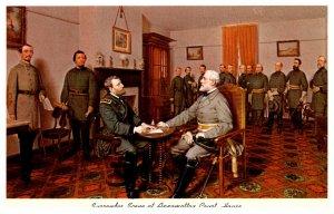Virginia Surreneder of Gen. Lee to Gen. Grant April 9, 1865