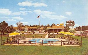 smith hotel kennesaw georgia L4730 antique postcard