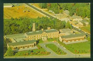 Shriners Hospital for Crippled Children Greenville South Carolina SC Postcard