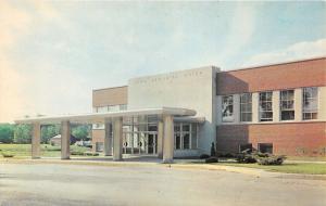 Iowa City Iowa~University of Iowa~Iowa Memorial Union Building South Facade~'50s