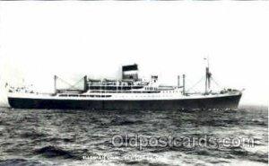 Ellerman Lines S.S. City Of York Steamer Ship Unused