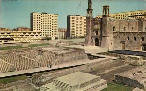 CPM Plaza de las tres culturas Antiguas Piramides, MEXICO (662027)