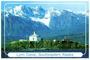 Alaska  Lynn Canal Lighthouse