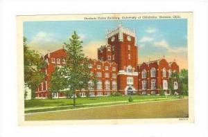 Students Union Building, University Of Oklahoma, Norman, Oklahoma, 1930-1940s
