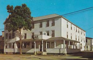 Hotel-Motel Beaurivage , Ste Anne-Des-Monts , Gaspe , Quebec , Canada , 40-60s