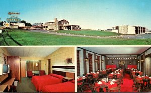 New York Rochester The Highlander Motor Hotel