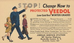 ROCKVILLE CENTRE , New York, 1930-40s ; VEEDOL Oil