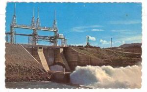 Whitehorse Rapids Hydro Dam , Y.T.,Canada, 40-60s