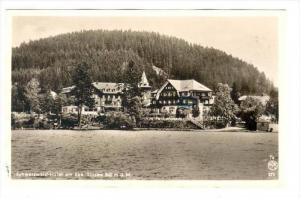RP  Schwarzwald-Hotel am See, Titisee , Germany, PU-1951