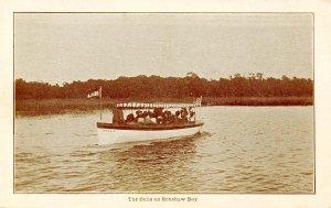 NY - Renshaw Bay. The Oella Excursion Boat