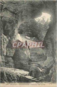 Old Postcard GRENOBLE - SASSENAGE - Dauphine inetrieur of Tanks