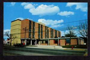 NS Grand Hotel , Main St Yarmouth Nova Scotia Carte Postale Canada Postcard PC