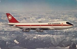 Boeing 747, Air Canada, PU-1986