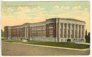 The New High School, Albany, New York, 1915