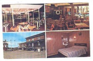 4-Views, Hotel Motel Du Capitaine Inc., Charlevoix, Quebec, Canada, PU-1984