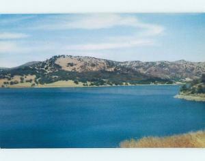 Pre-1980 LAKE SCENE Clearlake - Near Ukiah & Sacramento California CA F3068