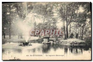 Postcard Old St. Stephen's Square Marengo