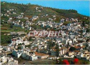 Modern Postcard Gran Canaria (Islas Canarias) Teror General view
