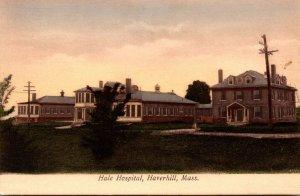 Massachusetts Haverhill Hal;e Hospital