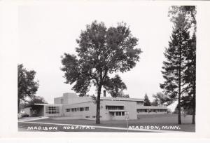 RP: Hospital , MADISON , Minnesota, 1940-50s