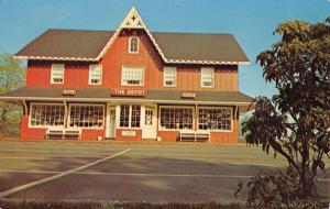 Morristown New Jersey The Depot Gift Shop Street View Vintage Postcard K27601
